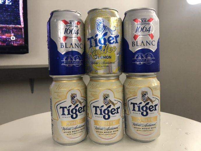 ホワイトタイガービール6缶