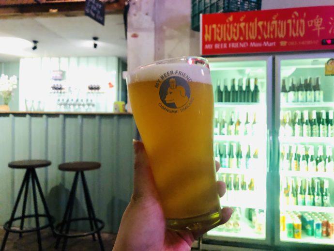 チェンマイのクラフトビール