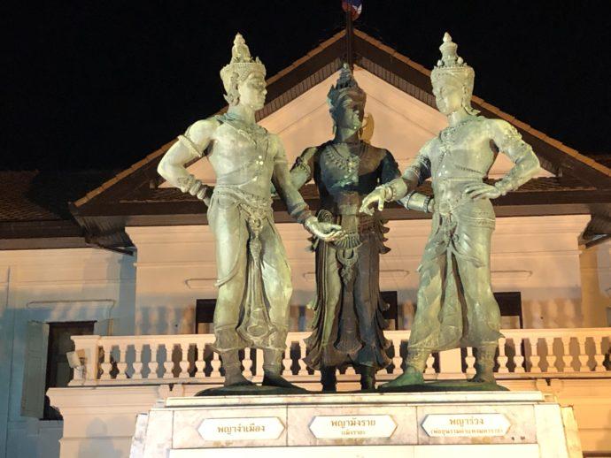 明け方の3人の王