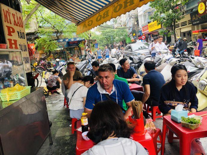人気のベトナム食堂