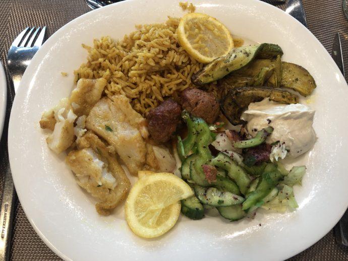 アラビア料理