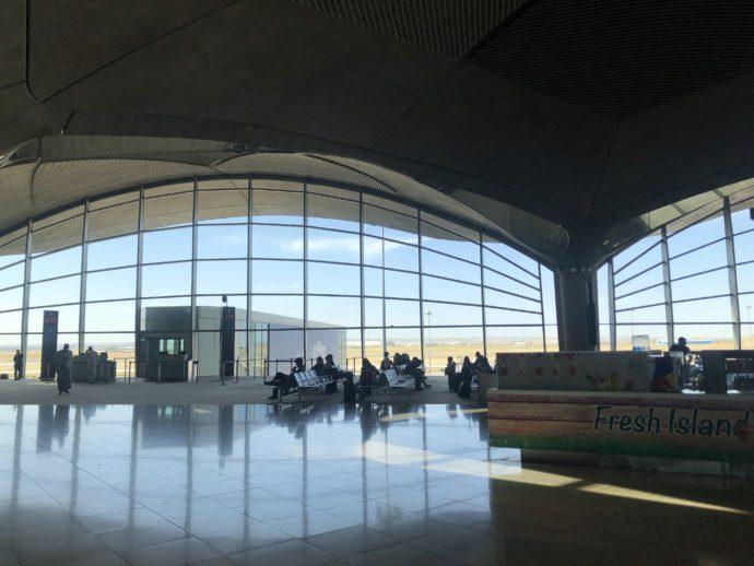 アンマン・クィーンアリア国際空港