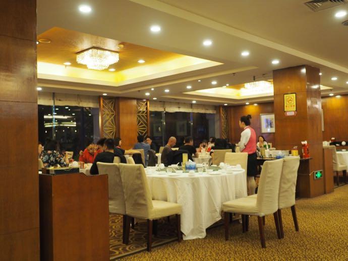 东海明珠美食城の2階フロア