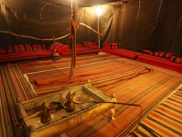 アラビア様式の休憩所