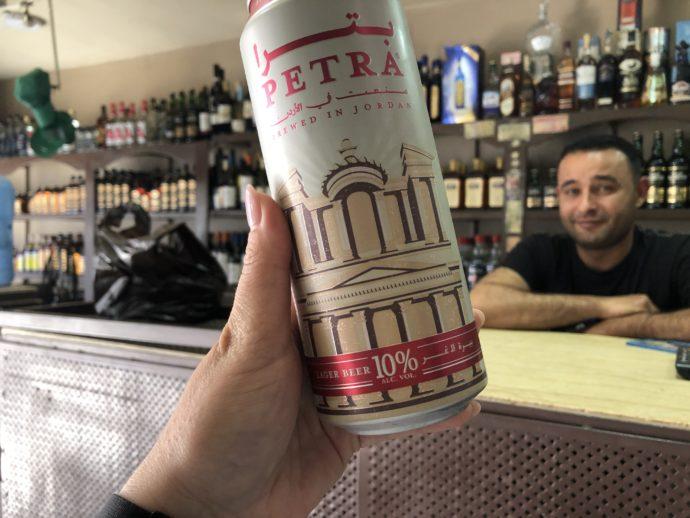 酒屋さんでペトラビール