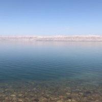 ブルーの死海