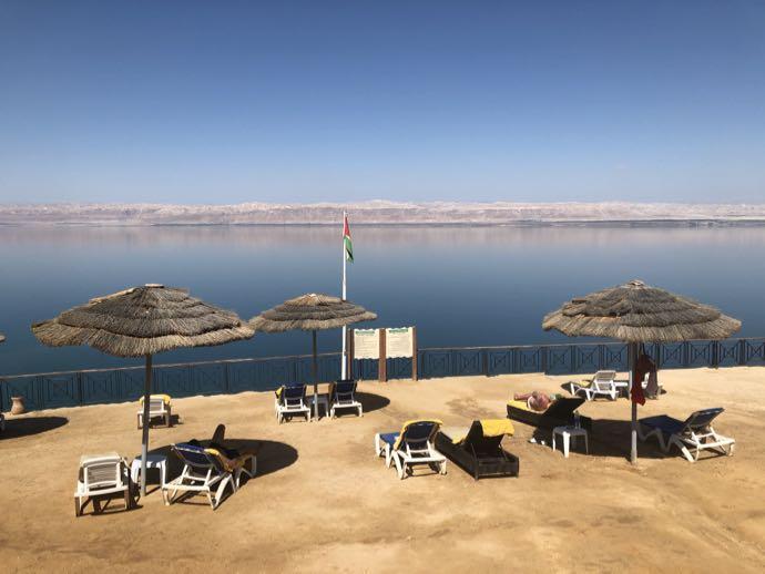 死海リゾート