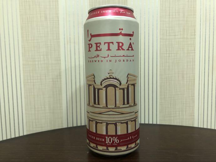 ペトラビール、10%