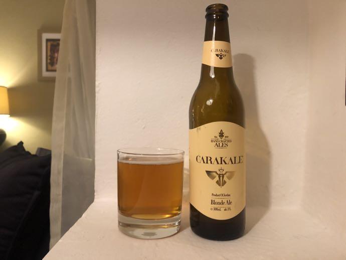 カラカル醸造所のビール