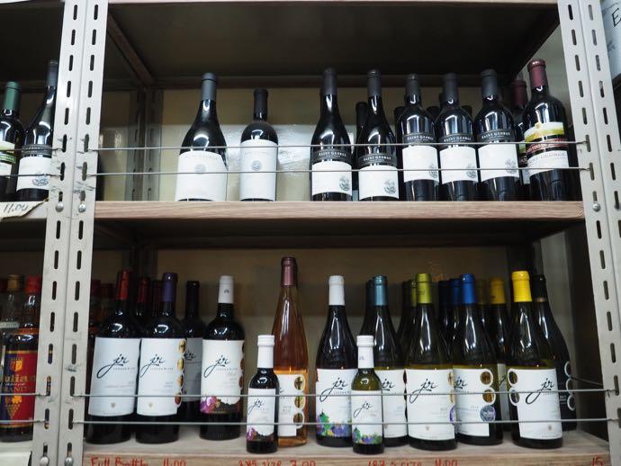 ヨルダンのワイン