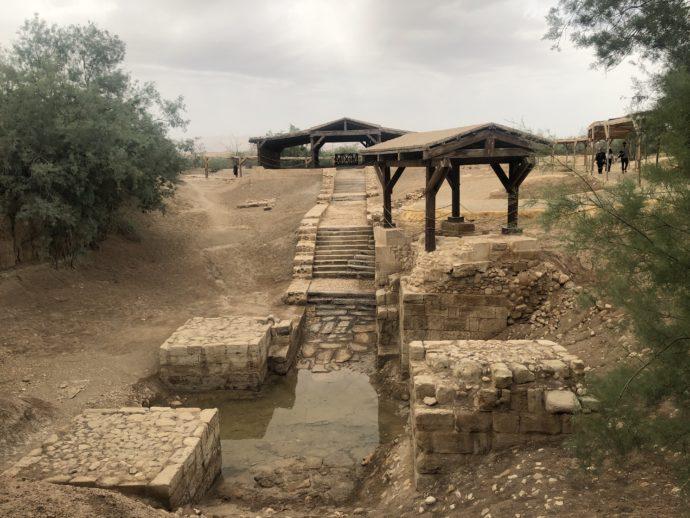 ヨルダン川のベタニア