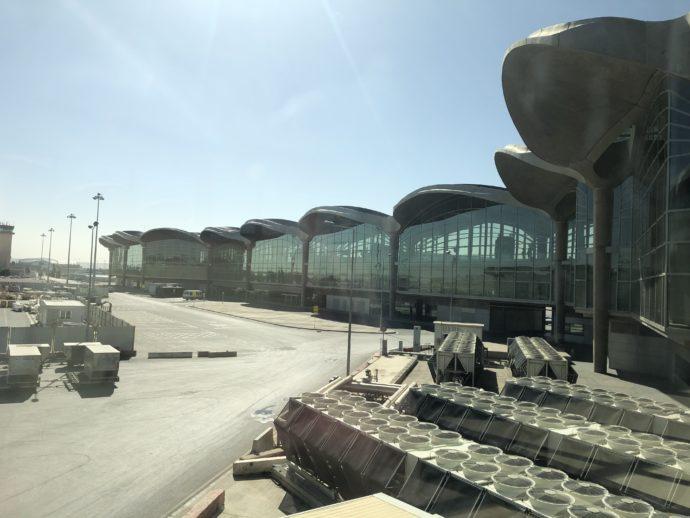 アンマン国際空港