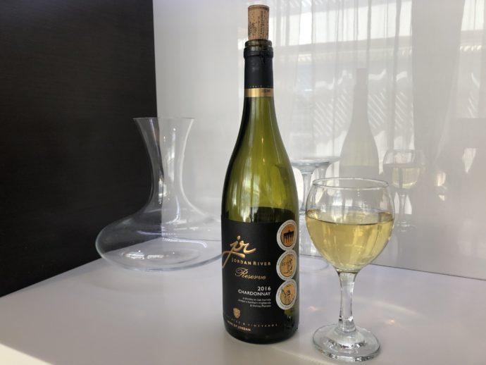 ヨルダン産ワイン
