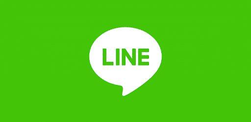 LINEアプリのロゴマーク
