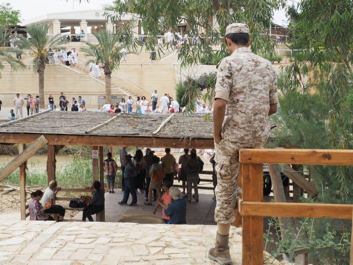 国境を守る兵士