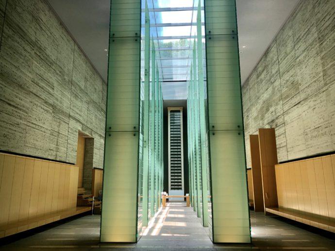 長崎原爆死没者追悼平和祈念館