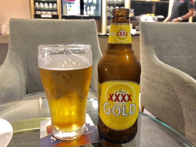 GOLDビール