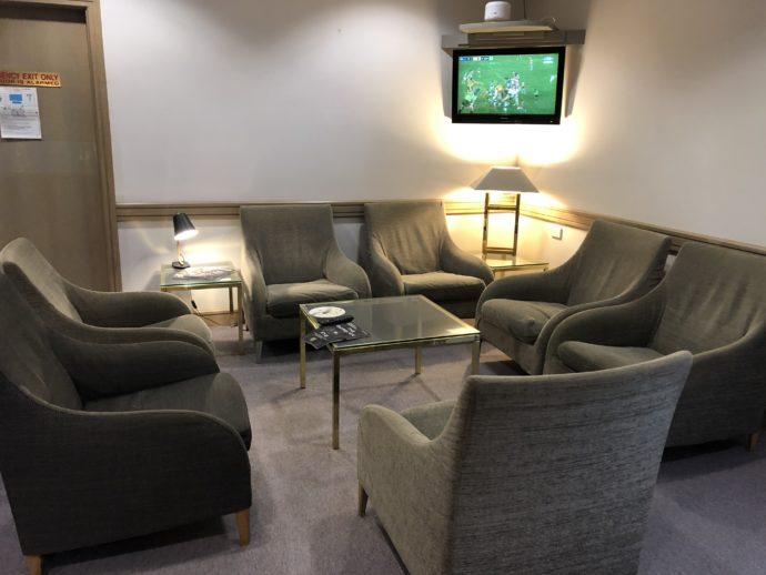 Reef loungeのソファ