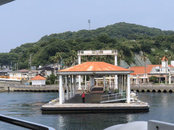 伊王島の港