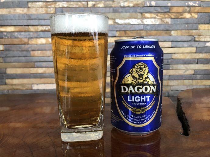 ダゴンライトビール