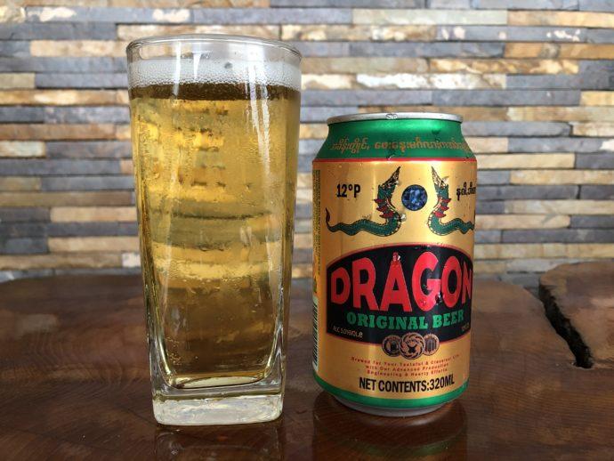 ドラゴンオリジナルビール