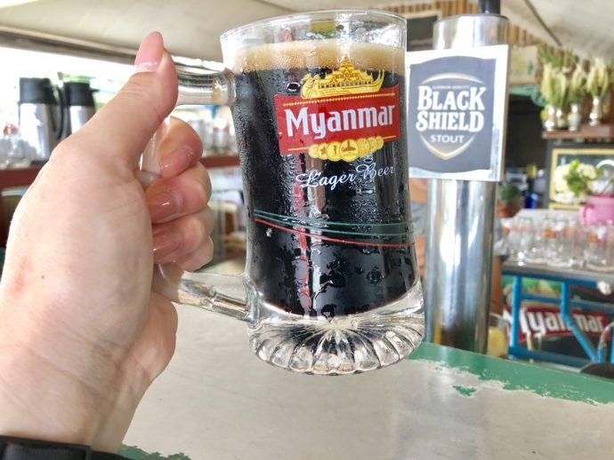 ミャンマードラフトビール