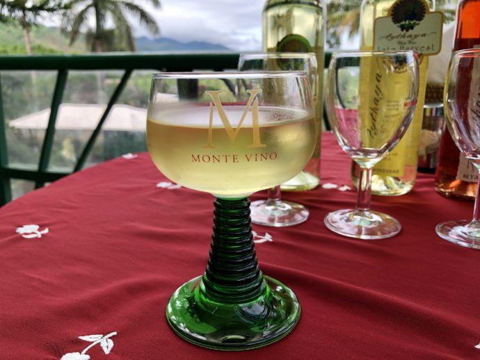 受賞した白ワイン