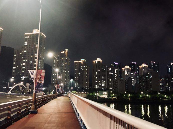 センタムシティの夜景
