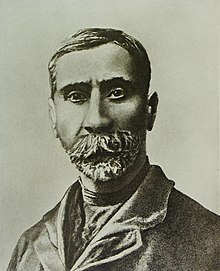 ピロスマニの肖像画