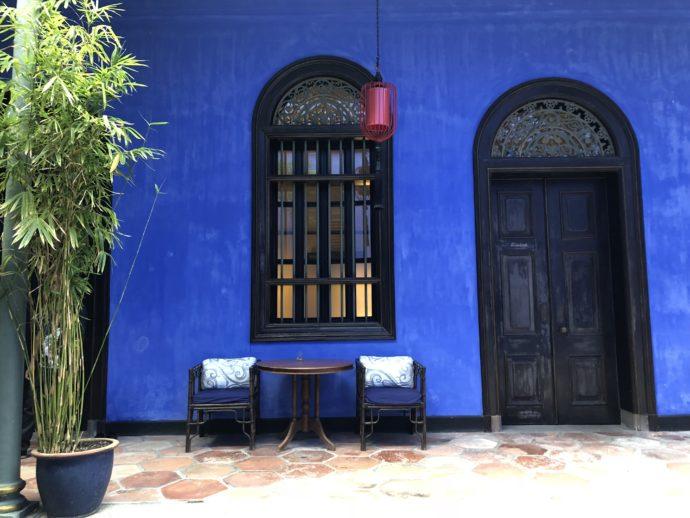 ブルーの入り口