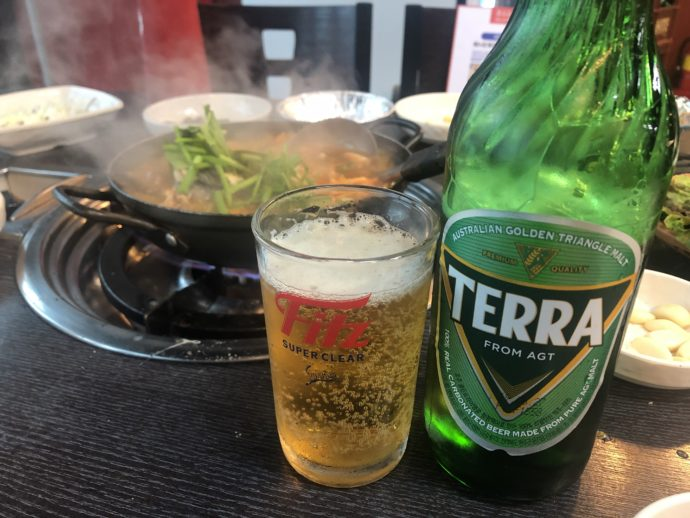 TERRAビール