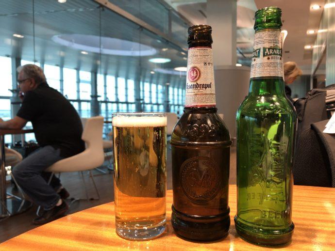 アルメニアのビール