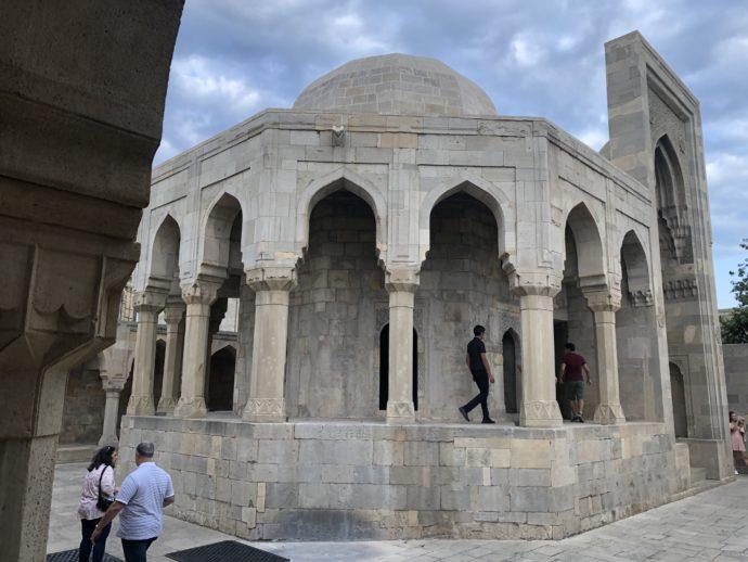 シルヴァン・シャフ・ハーン宮殿