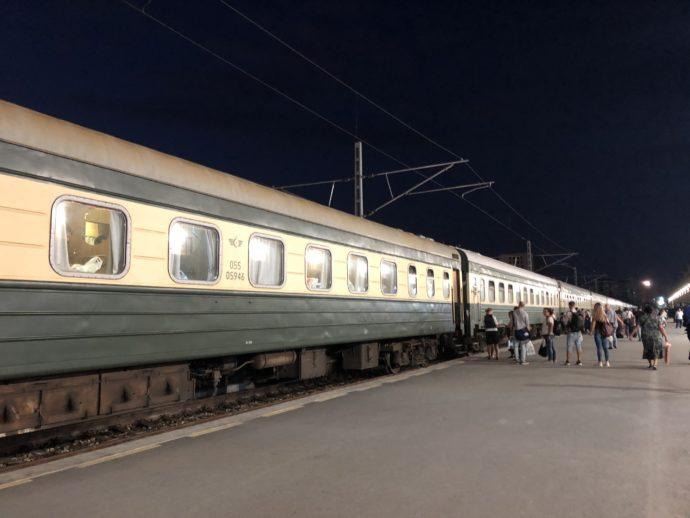 バクー鉄道駅