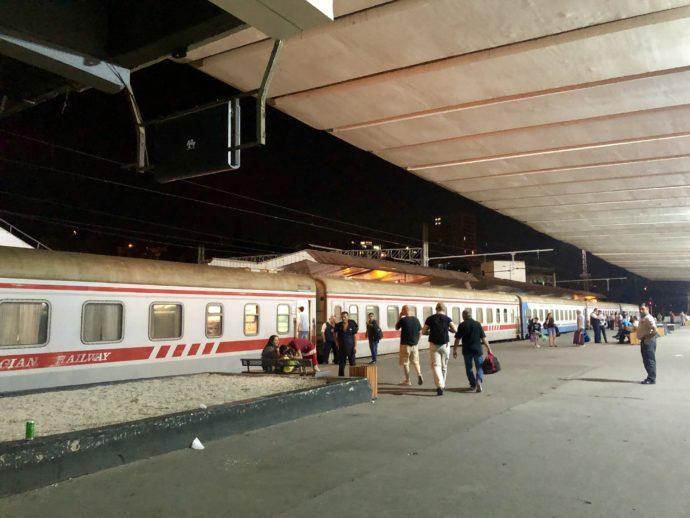 トビリシ鉄道駅