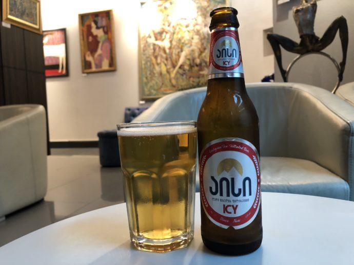 ジョージアのビール