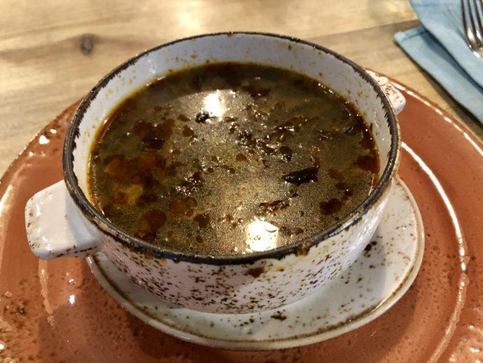アルメニアのスープ