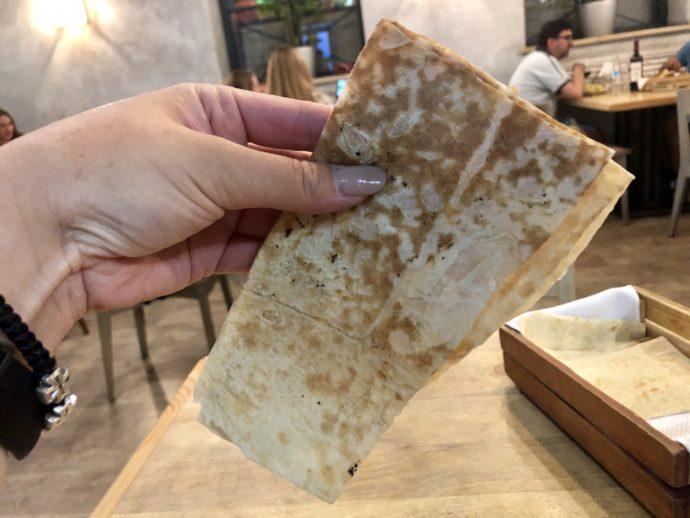 アルメニアのパン