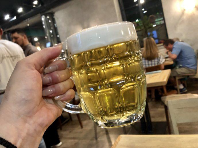 アルメニアビールkilikia