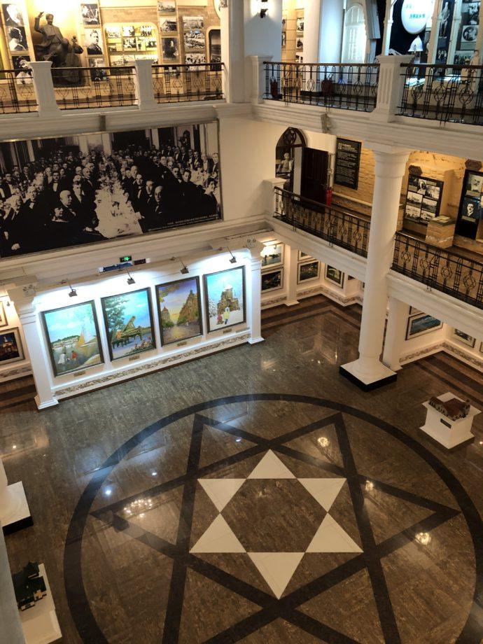 旧ハルビンユダヤ新会堂