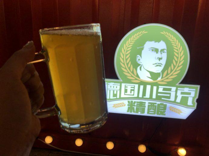 ハルビンのクラフトビール