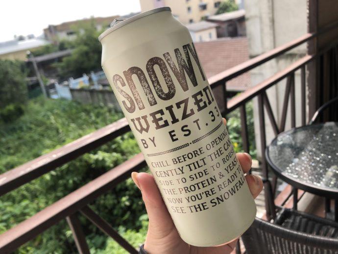 ヴァイツエン缶ビール