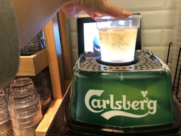 カールスバーグ自動注入器