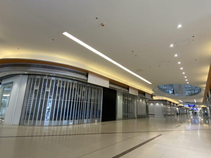 香港国際空港ターミナル2