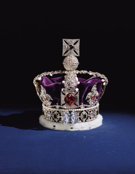 クラウンジュエルの王冠