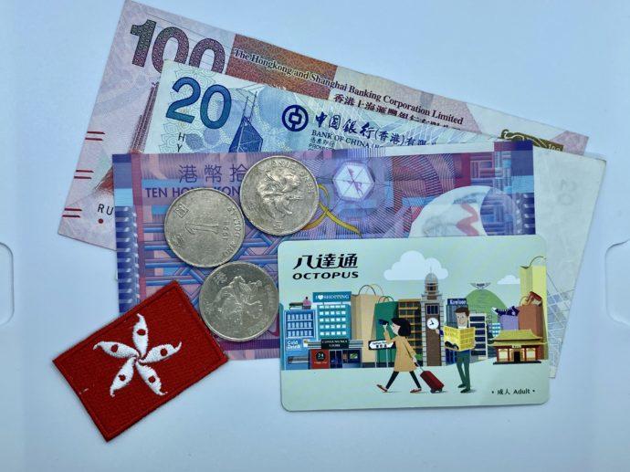 香港ドルとオクトパスカード