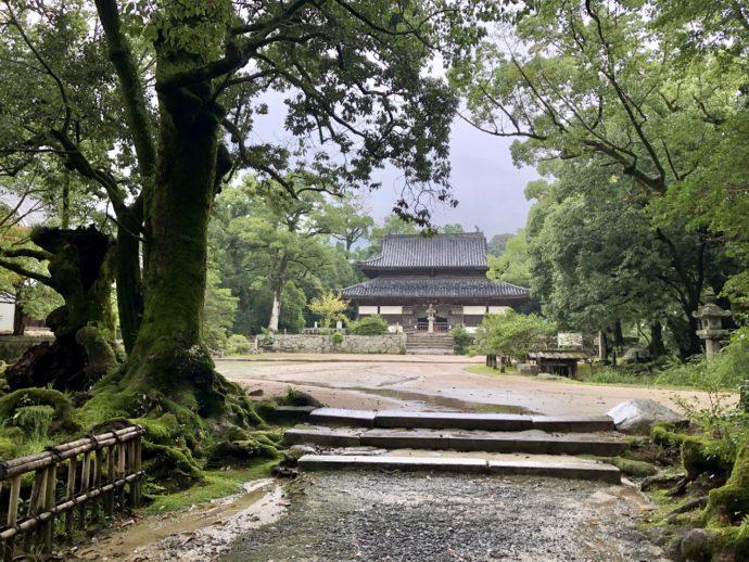百寺巡礼の梅林寺