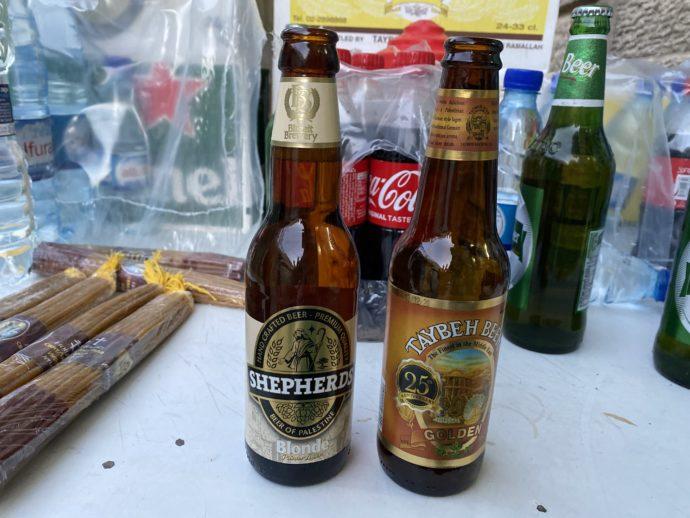 パレスチナのビール