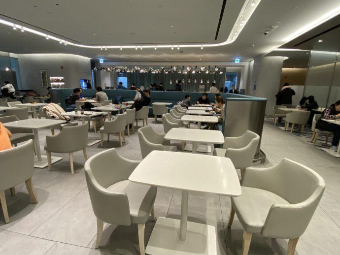 Medina Loungeのフロア