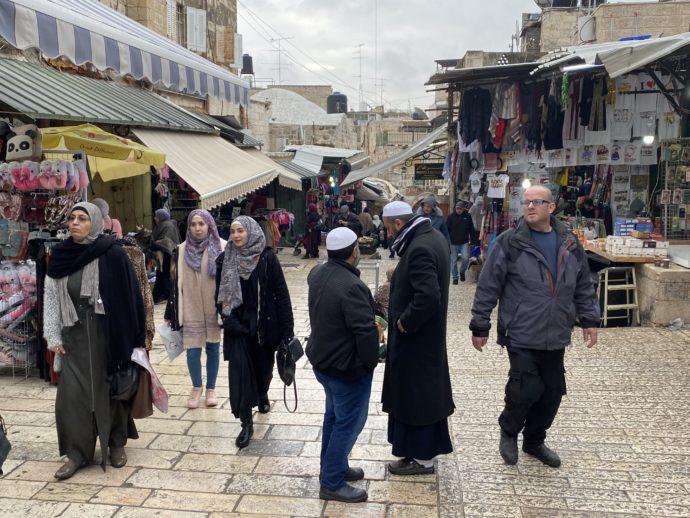 イスラム人地区